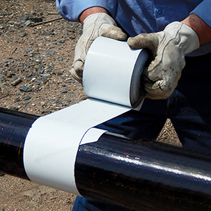 320-35 Butyl Cold Applied Tape